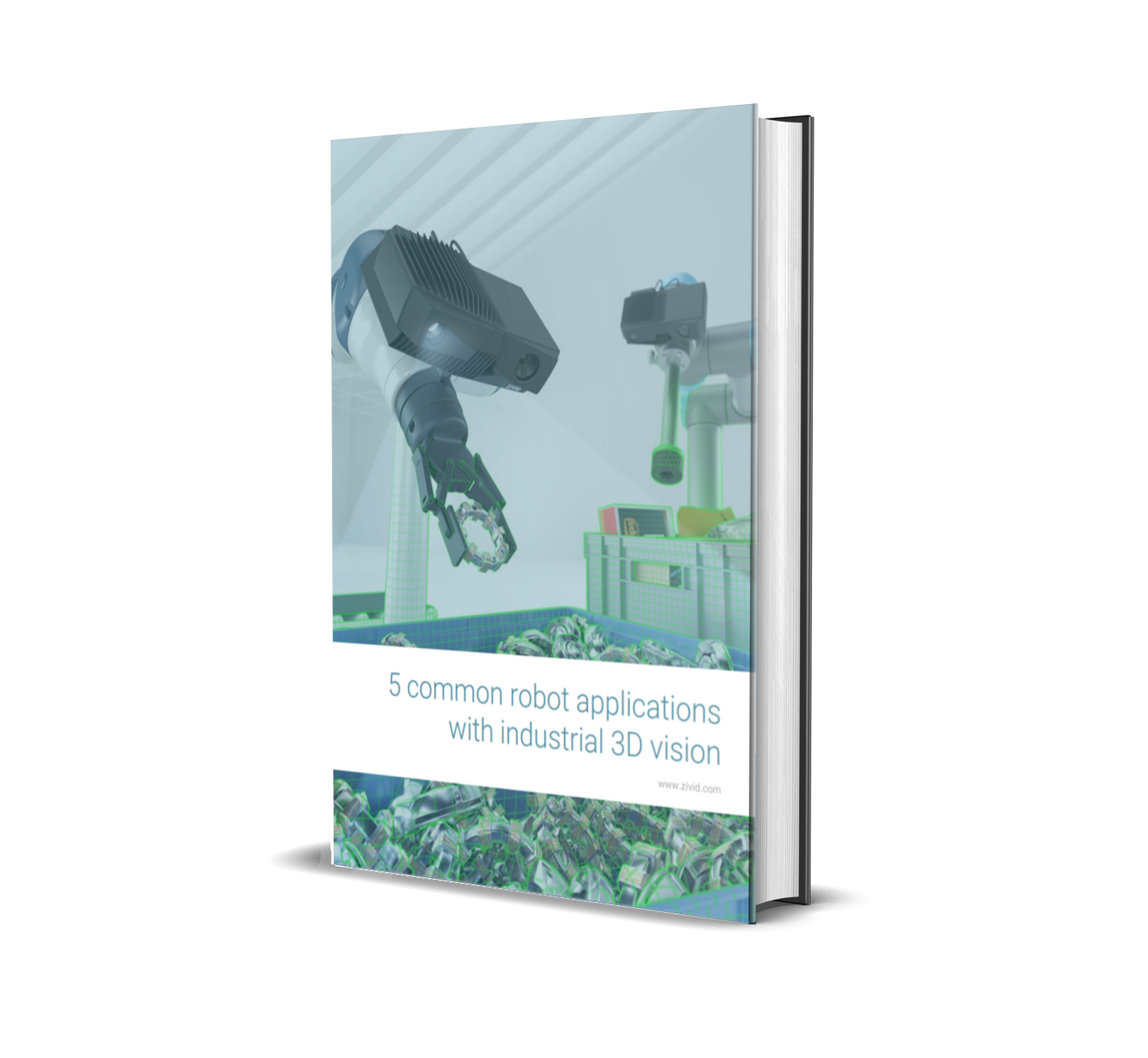 eBook_5 common robot applications with industrial 3D vision